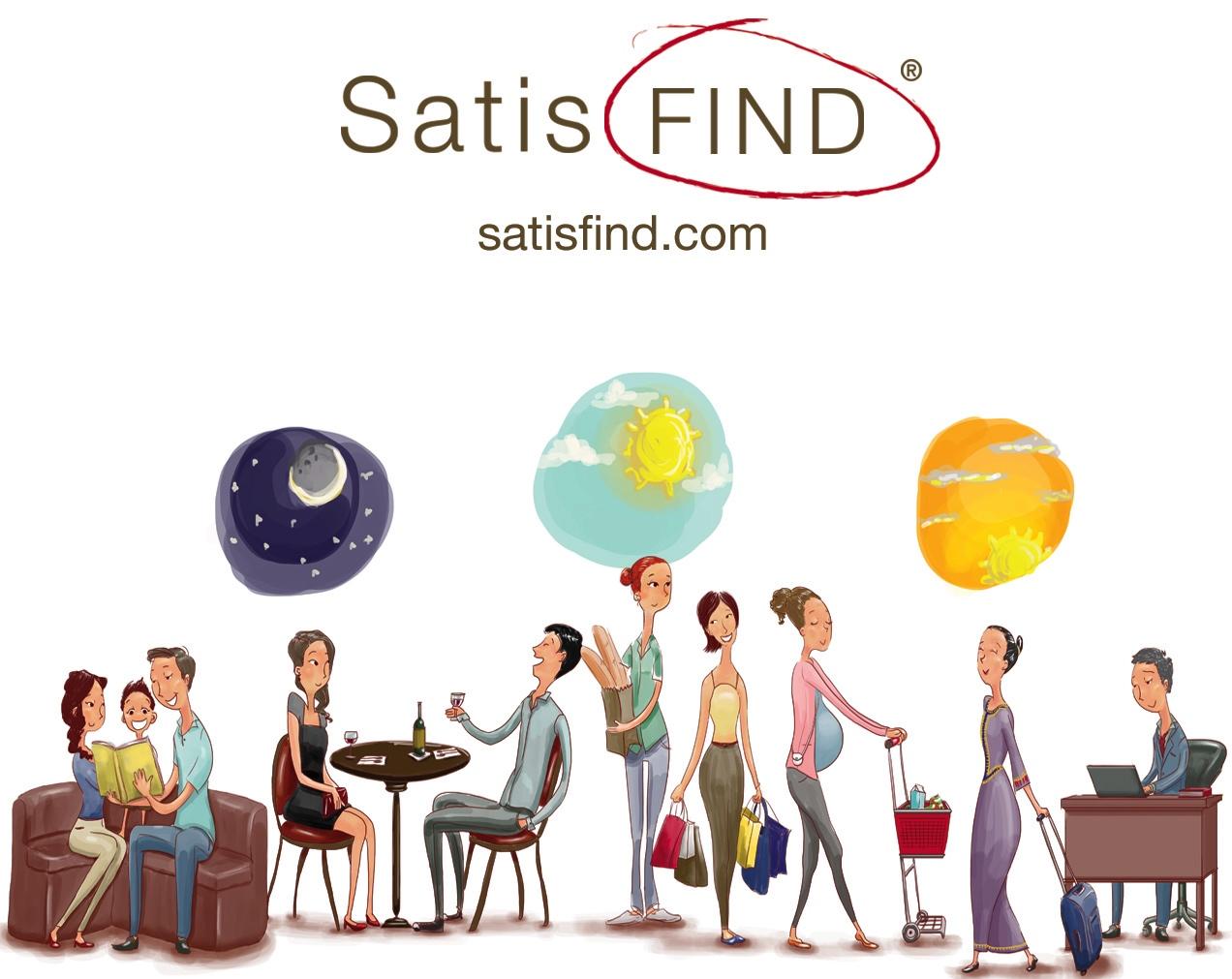 satisfind image
